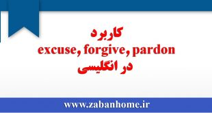 excuse, forgive, pardon